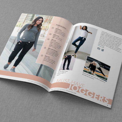 Brochures, Catalogs, Books, and Beyond