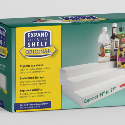 Retail Packaging & Display Graphics
